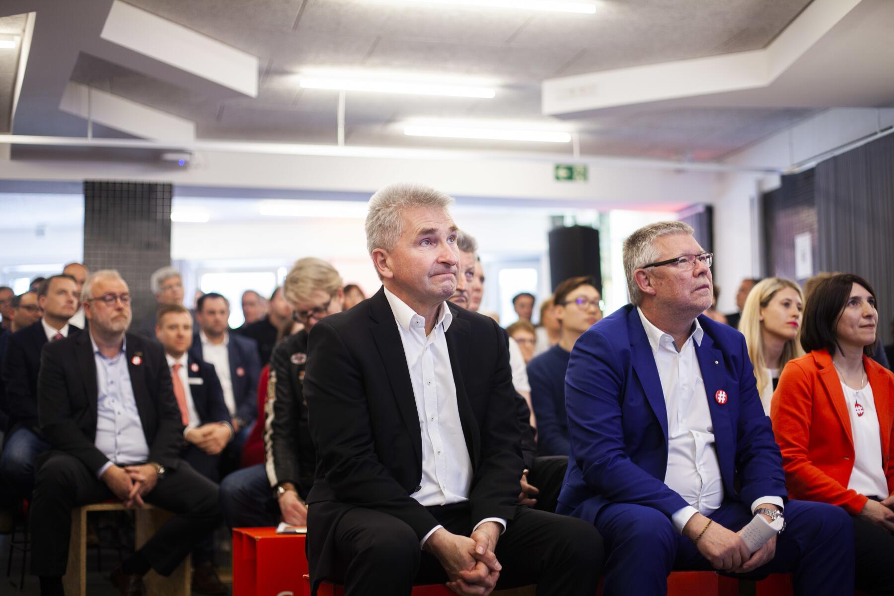 Eröffnung des Gründerwerk # Sparkasse Siegen - Reportagefotografie durch Sinan Muslu, neun a ohg