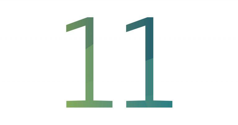 Happy Birthday - neun a wird 11
